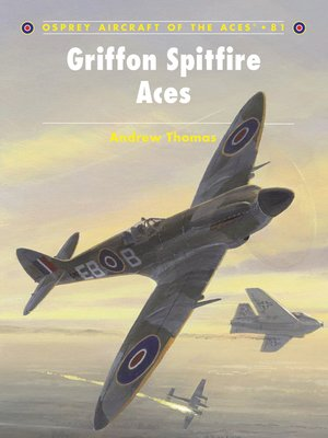 cover image of Griffon Spitfire Aces