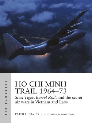 cover image of Ho Chi Minh Trail 1964–73