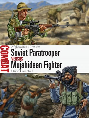 cover image of Soviet Paratrooper vs Mujahideen Fighter