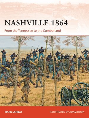 cover image of Nashville 1864