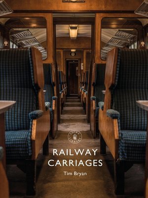 cover image of Railway Carriages