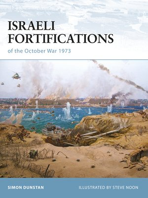 cover image of Israeli Fortifications of the October War 1973