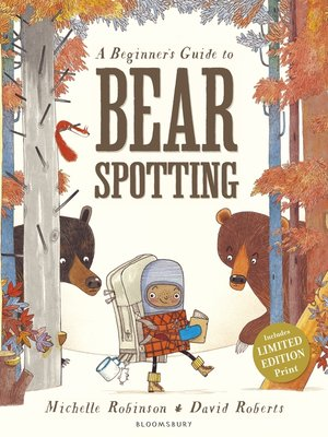 cover image of A Beginner's Guide to Bearspotting