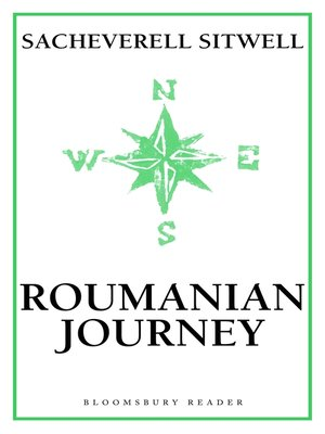 cover image of Roumanian Journey