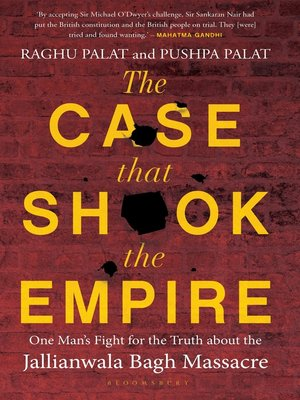 cover image of The Case That Shook the Empire