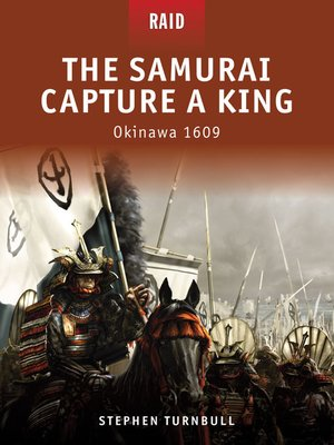 cover image of The Samurai Capture a King