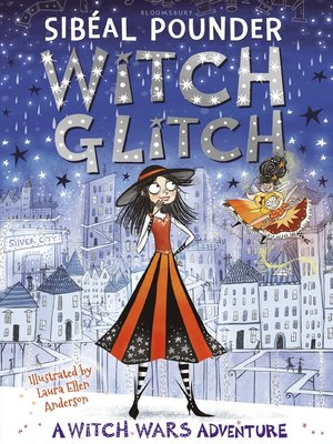 cover image of Witch Glitch