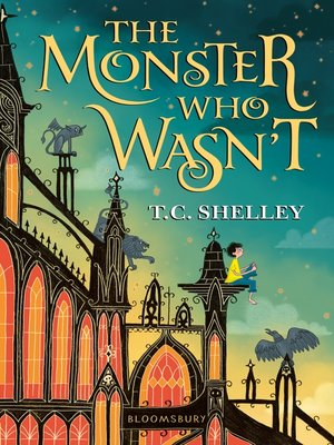 cover image of The Monster Who Wasn't