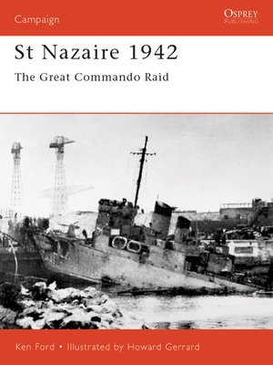 cover image of St Nazaire 1942