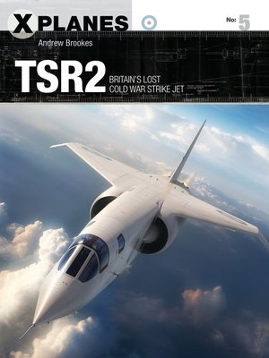 cover image of TSR2