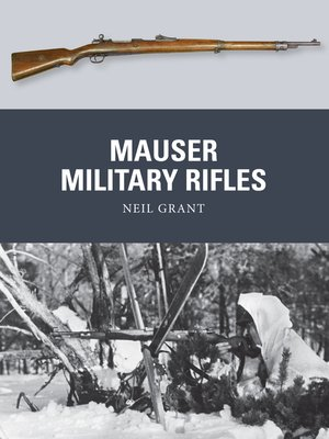 cover image of Mauser Military Rifles