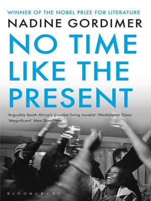 cover image of No Time Like the Present