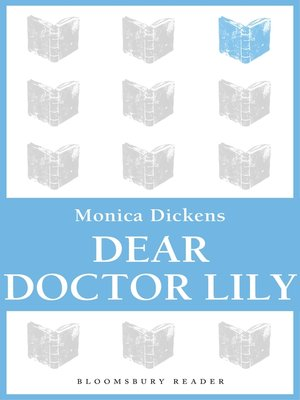 cover image of Dear Doctor Lily