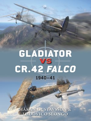 cover image of Gladiator vs CR.42 Falco