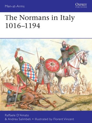cover image of The Normans in Italy 1016–1194