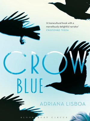 cover image of Crow Blue