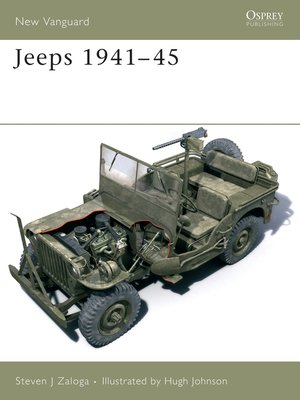 cover image of Jeeps 1941-45
