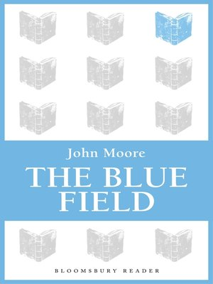 cover image of The Blue Field