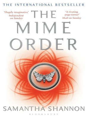 cover image of The Mime Order