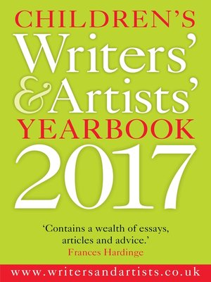 cover image of Children's Writers' & Artists' Yearbook 2017