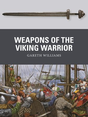cover image of Weapons of the Viking Warrior