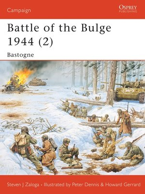 cover image of Battle of the Bulge 1944 (2)