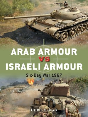 cover image of Arab Armour vs Israeli Armour