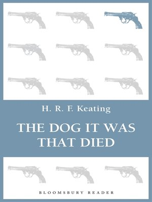 cover image of The Dog It Was That Died