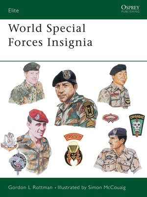 cover image of World Special Forces Insignia
