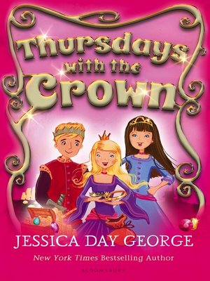 cover image of Thursdays with the Crown