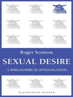 cover image of Sexual Desire