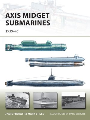 cover image of Axis Midget Submarines