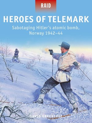 cover image of Heroes of Telemark