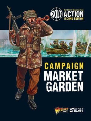 cover image of Campaign: Market Garden