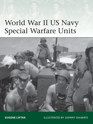 cover image of World War II US Navy Special Warfare Units