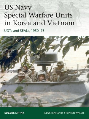cover image of US Navy Special Warfare Units in Korea and Vietnam