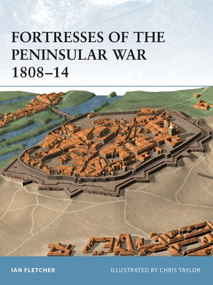 cover image of Fortresses of the Peninsular War 1808-14