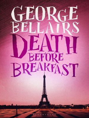 cover image of Death Before Breakfast