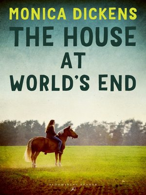 cover image of The House at World's End