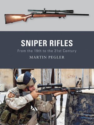 cover image of Sniper Rifles