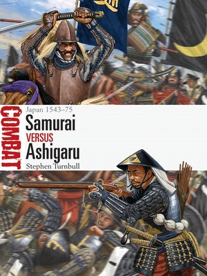 cover image of Samurai vs Ashigaru