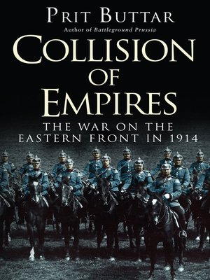 cover image of Collision of Empires