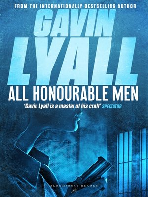 cover image of All Honourable Men