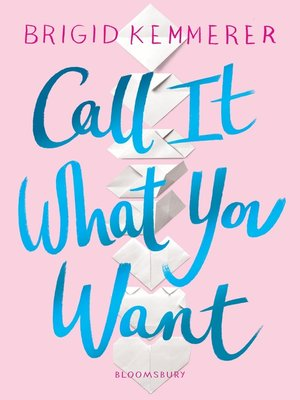 cover image of Call It What You Want