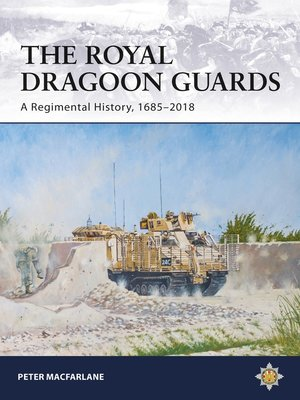 cover image of The Royal Dragoon Guards