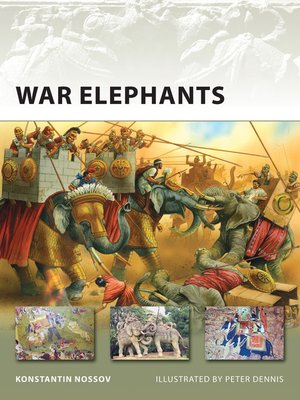 cover image of War Elephants