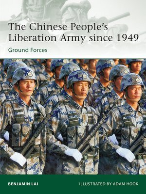 cover image of The Chinese People's Liberation Army since 1949