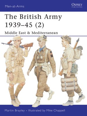 cover image of The British Army 1939–45 (2)