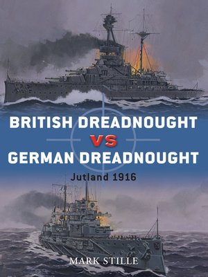 cover image of British Dreadnought vs German Dreadnought
