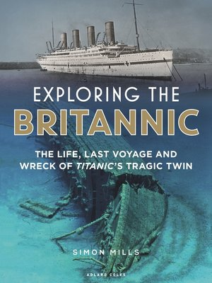 cover image of Exploring the Britannic